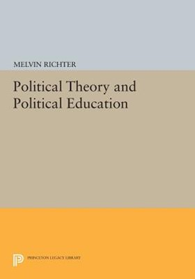 Political Theory and Political Education