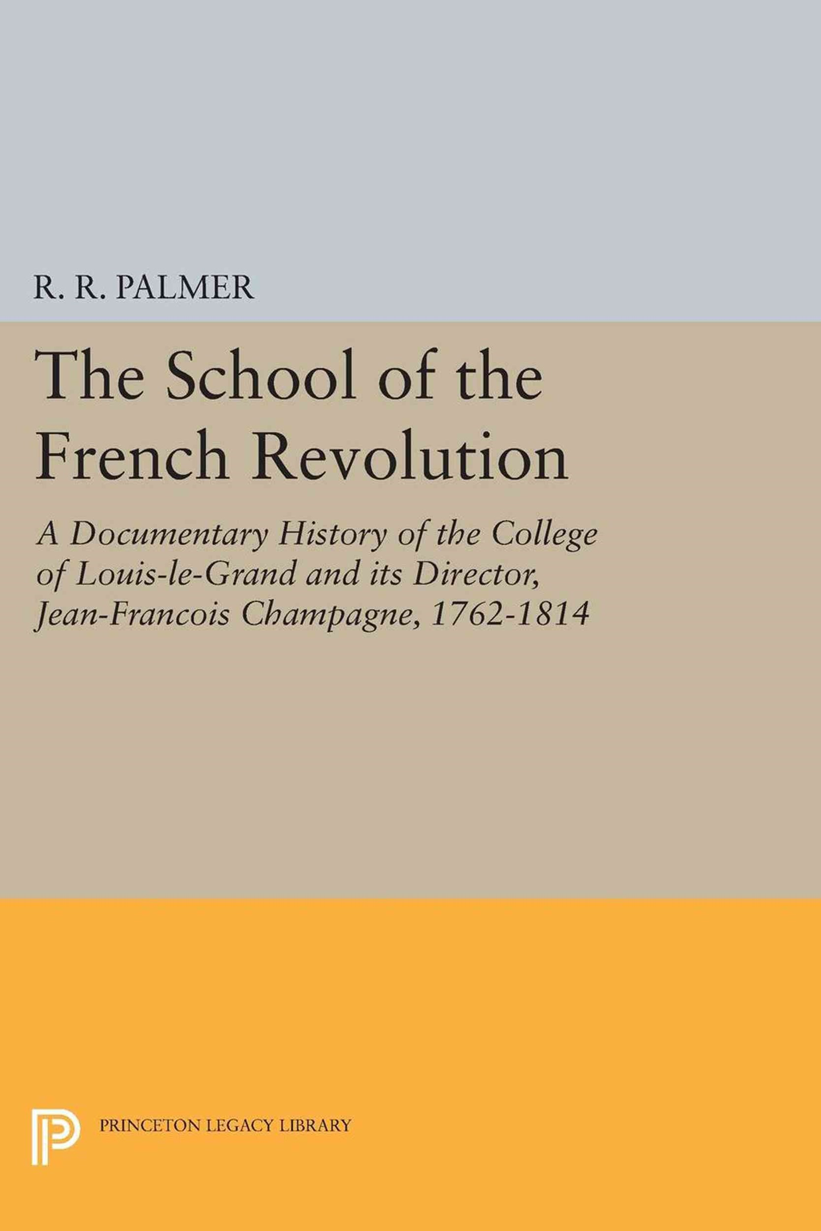 The School of the French Revolution