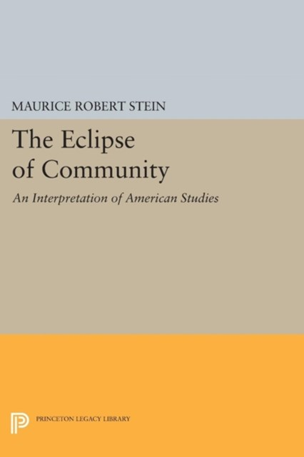 The Eclipse of Community