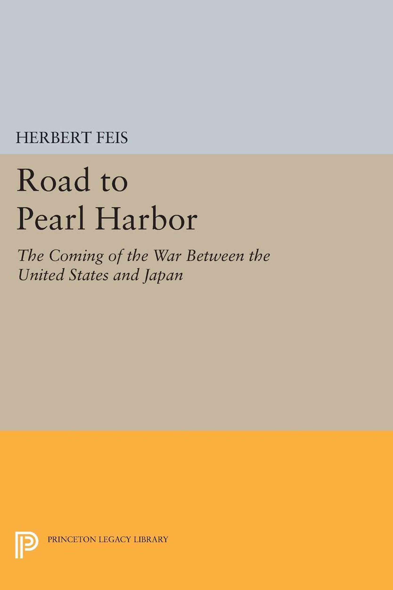 Road to Pearl Harbor