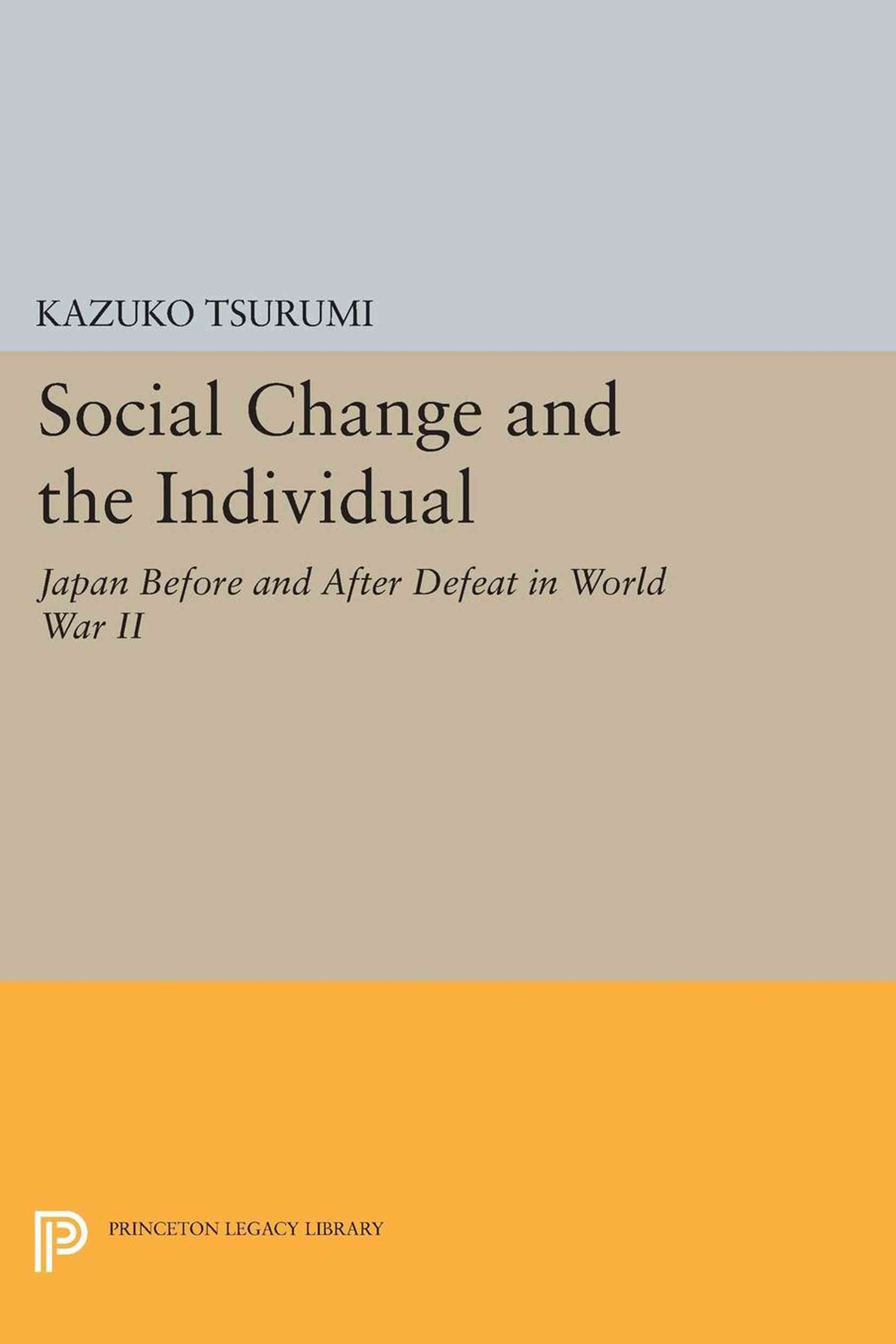 Social Change and the Individual