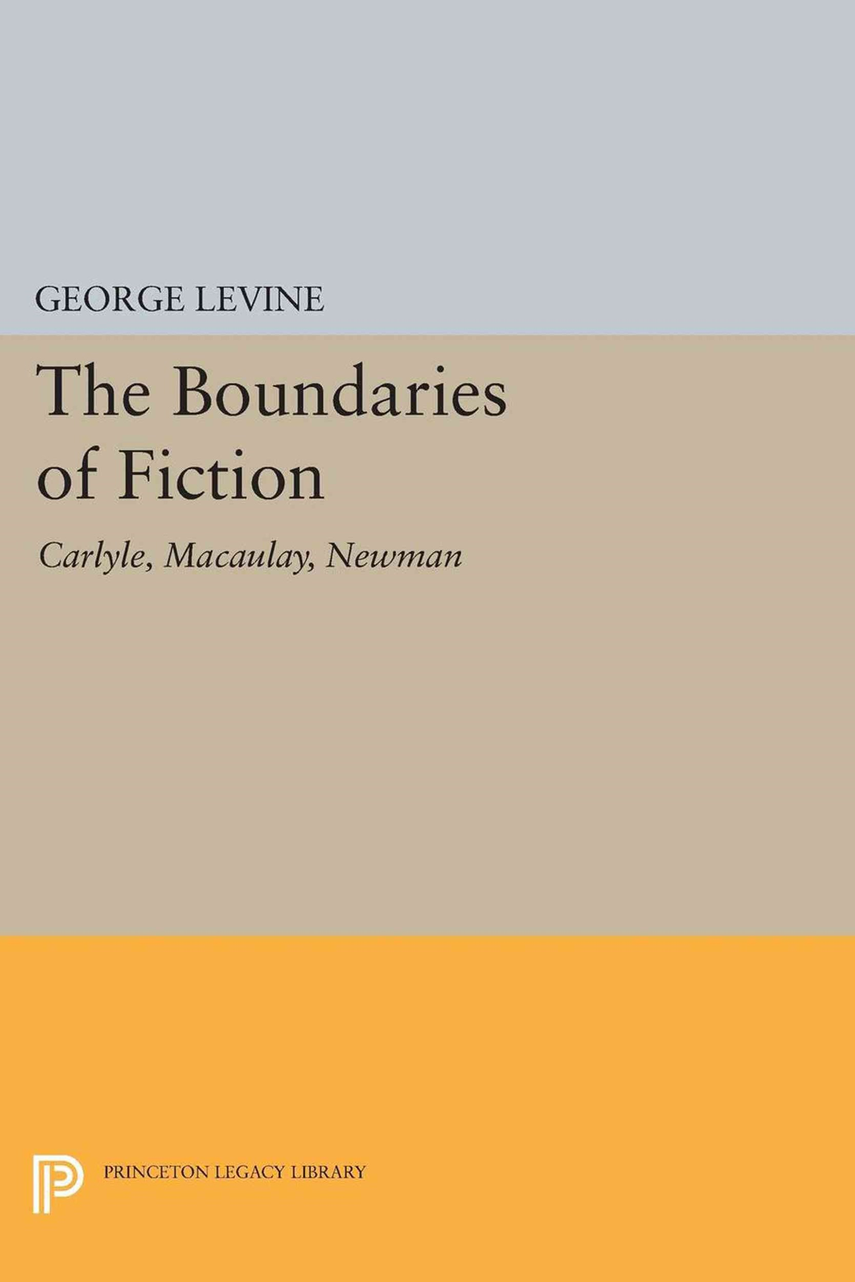 Boundaries of Fiction