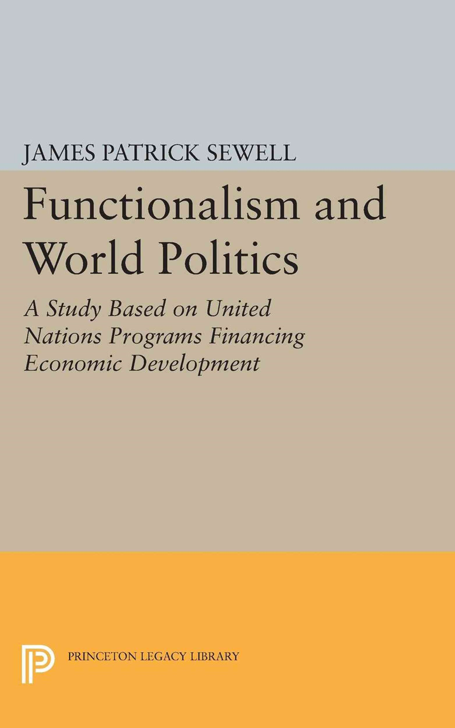 Functionalism and World Politics