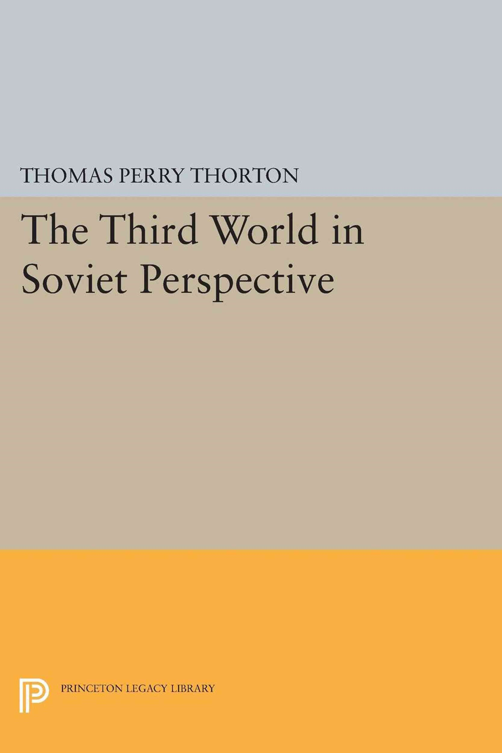 Third World in Soviet Perspective