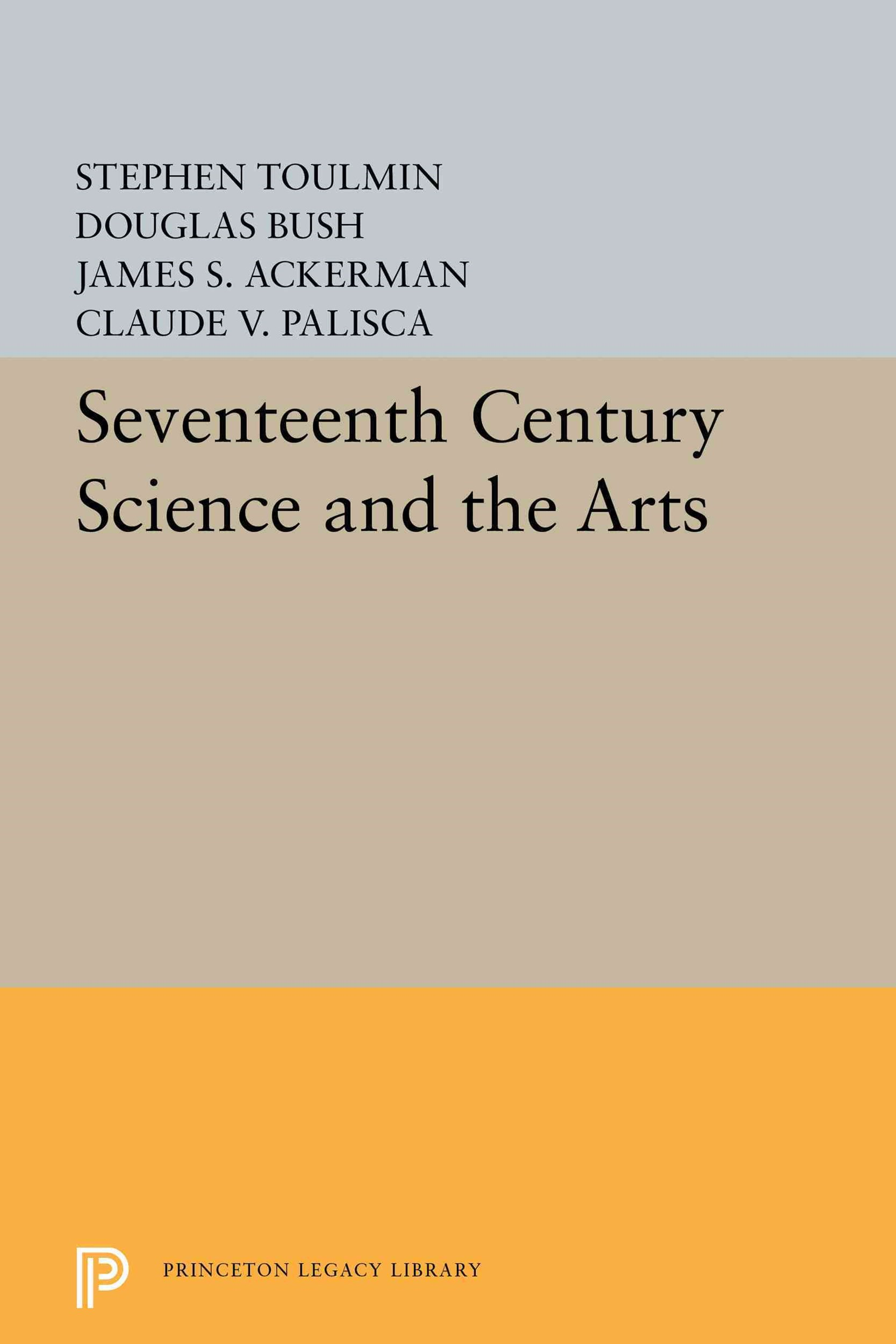 Seventeenth-Century Science and the Arts