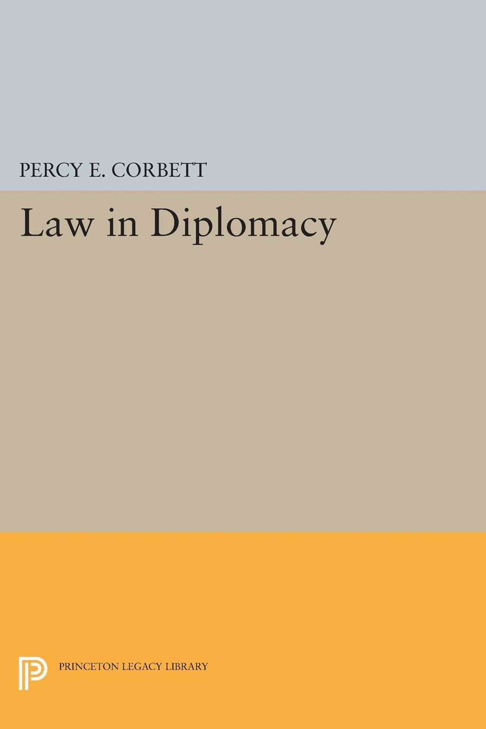 Law in Diplomacy
