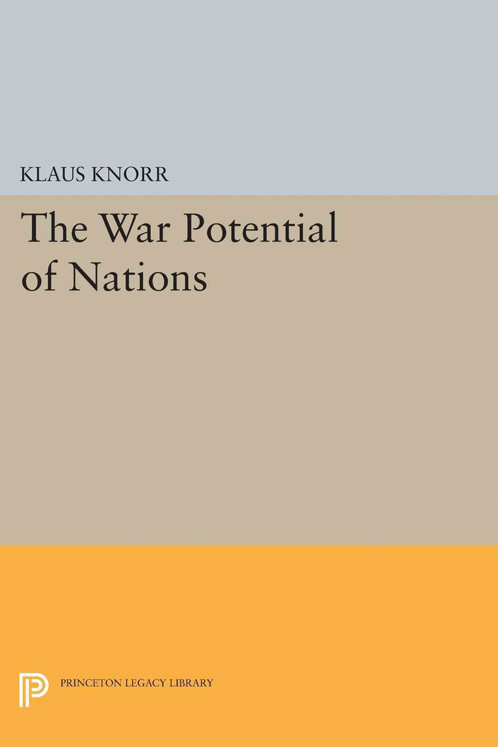 War Potential of Nations