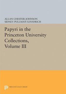 Papyri in the Princeton University Collections