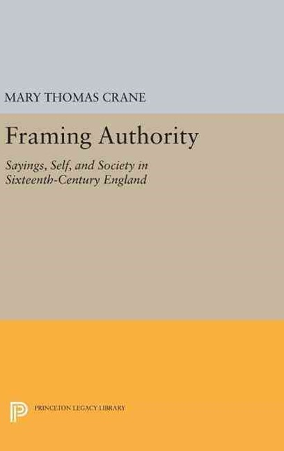 Framing Authority