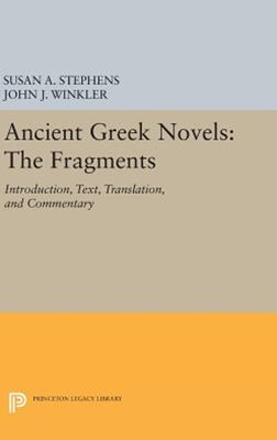 Ancient Greek Novels