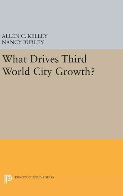 What Drives Third World City Growth?