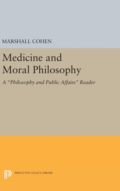Medicine and Moral Philosophy