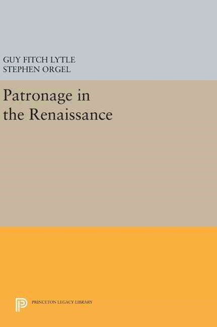 Patronage in the Renaissance