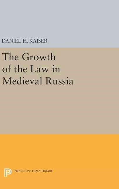 Growth of the Law in Medieval Russia