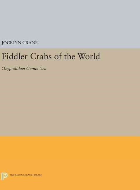 Fiddler Crabs of the World