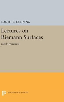 Lectures on Riemann Surfaces