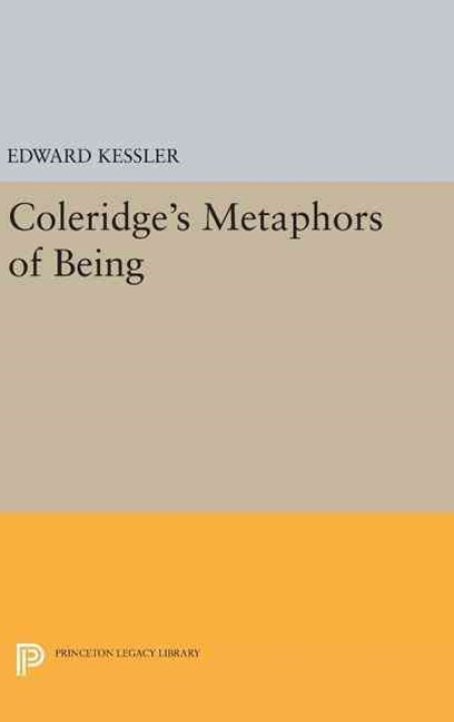 Coleridge's Metaphors of Being