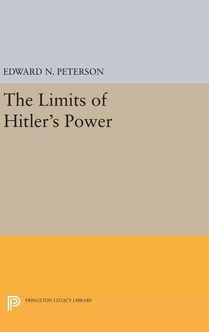 Limits of Hitler's Power