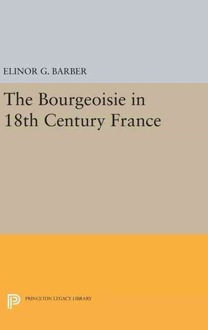 Bourgeoisie in 18th-Century France
