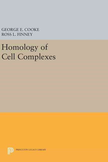 Homology of Cell Complexes