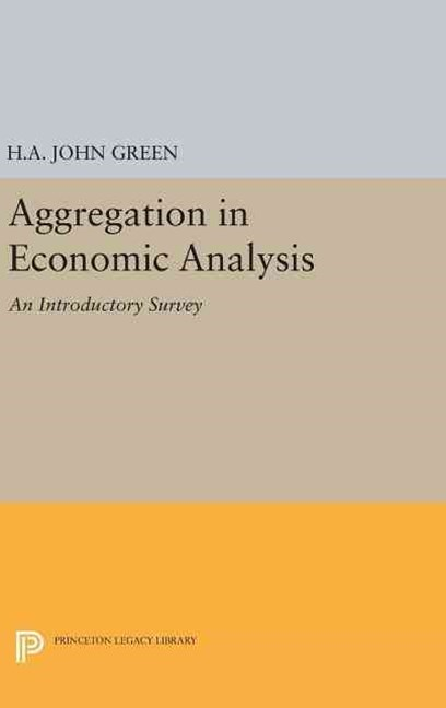 Aggregation in Economic Analysis