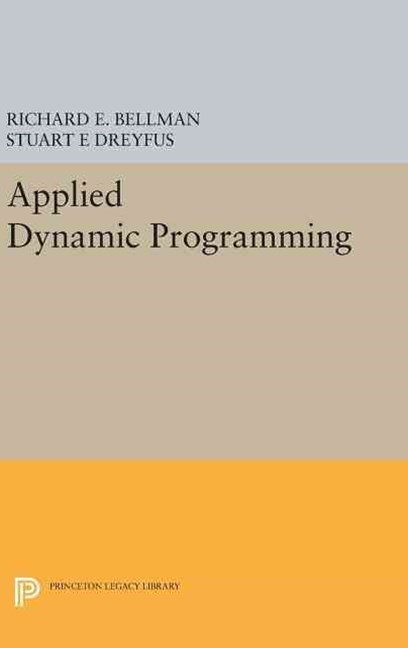 Applied Dynamic Programming