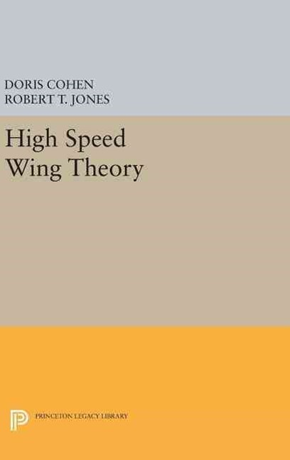High Speed Wing Theory