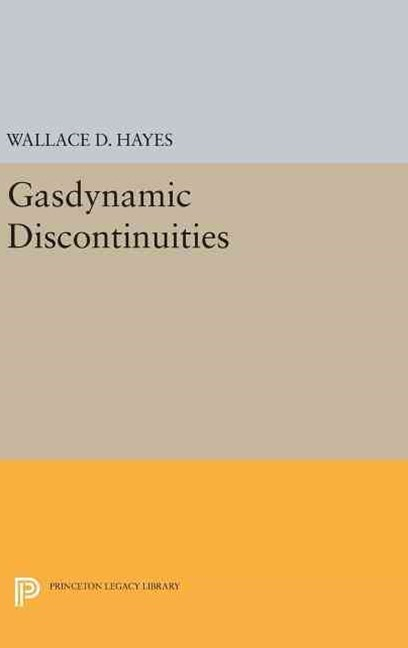 Gasdynamic Discontinuities