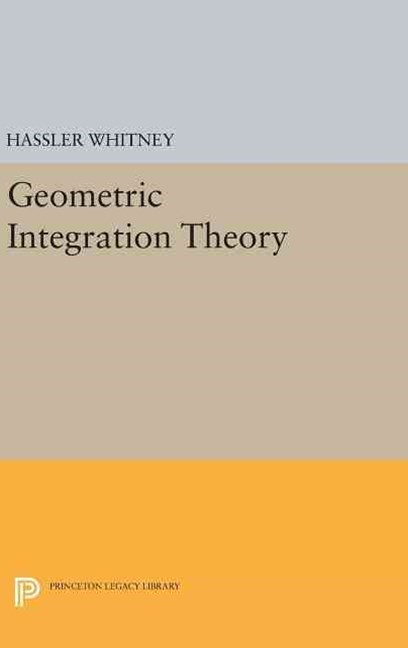 Geometric Integration Theory