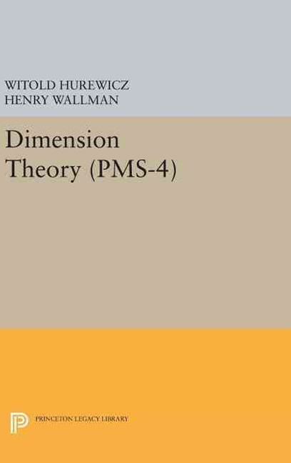 Dimension Theory (PMS-4)