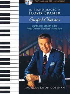 The Piano Magic of Floyd Cramer by Jason Coleman, Floyd Cramer (9780692575161) - PaperBack - Entertainment Music General