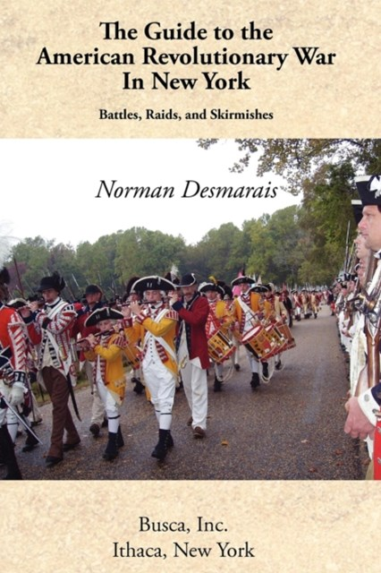 (ebook) Guide to the American Revolutionary War in New York