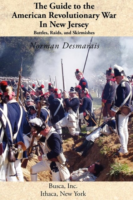 (ebook) Guide to the American Revolutionary War in New Jersey
