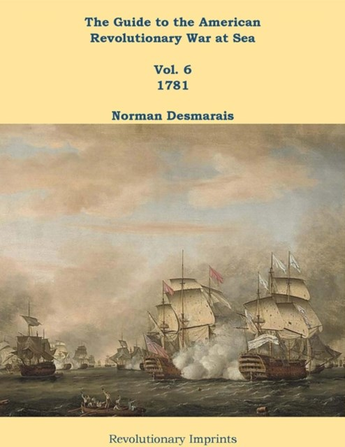 (ebook) Guide to the American Revolutionary War at Sea