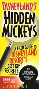 Disneyland's Hidden Mickeys by Steven M. Barrett (9780692882641) - PaperBack - Travel Travel Guides