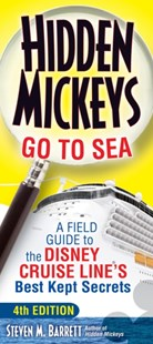 (ebook) Hidden Mickeys Go To Sea - Travel Travel Guides