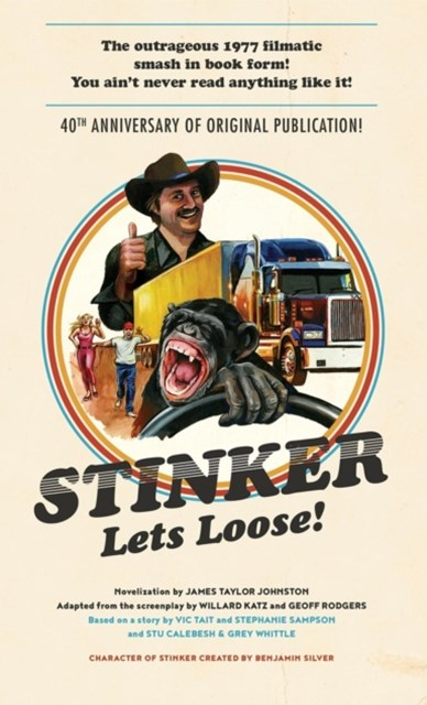 (ebook) Stinker Lets Loose!