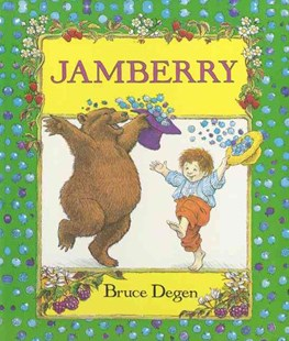 Jamberry by Bruce Degen (9780694006519) - HardCover - Children's Fiction