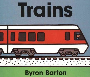 Trains by Byron Barton (9780694011674) - HardCover - Non-Fiction Transport