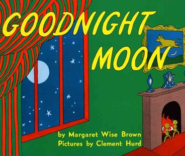 Goodnight Moon by Margaret Wise Brown, Clement Hurd (9780694016754) - HardCover - Children's Fiction Classics