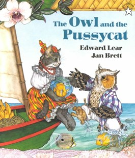 The Owl And The Pussycat by Edward Lear, Jan Brett (9780698113671) - PaperBack - Children's Fiction Classics