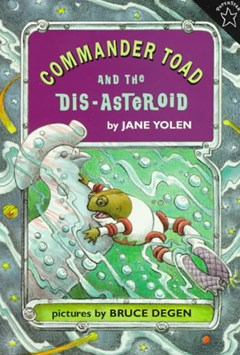 Commander Toad and the Dis-Asteroid