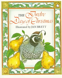 The Twelve Days of Christmas by Jan Brett (9780698115699) - PaperBack - Children's Fiction Intermediate (5-7)