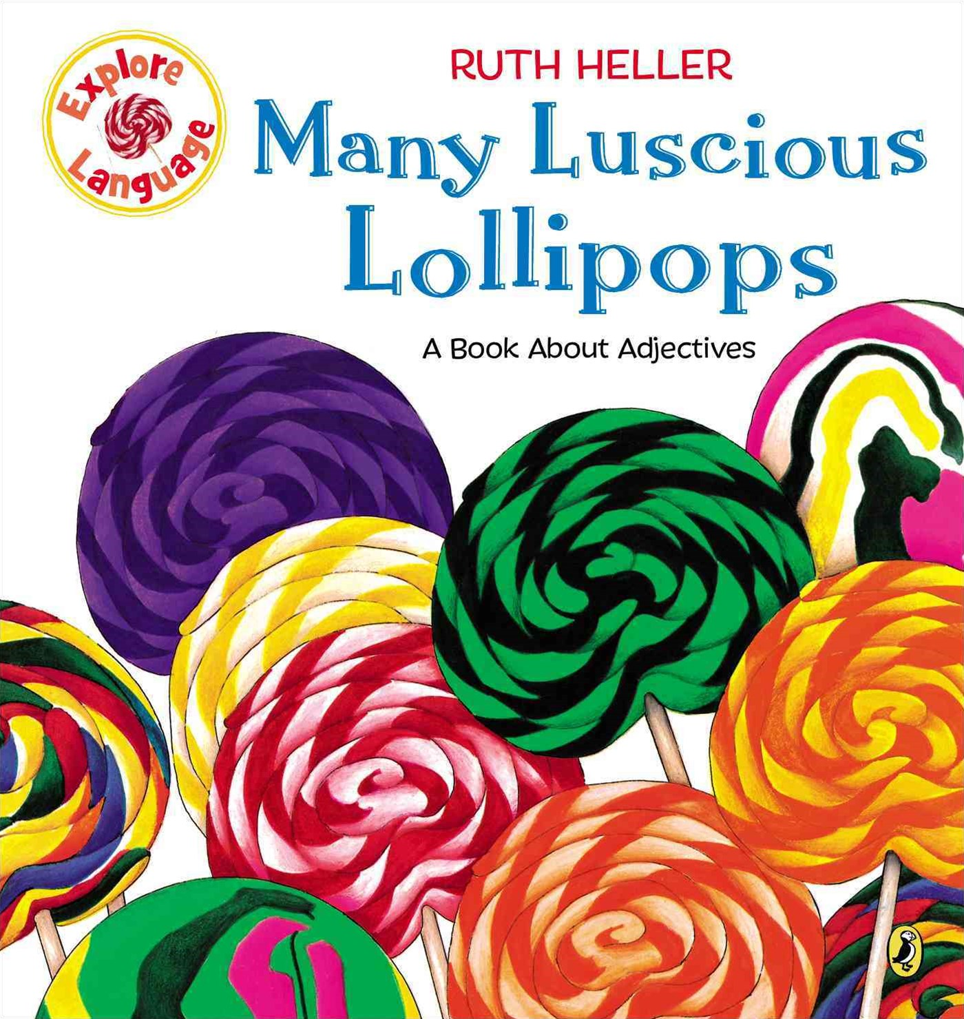 Many Luscious Lollipops