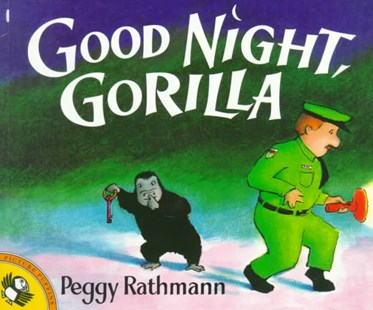 Good Night, Gorilla by Rathmann, Peggy, Peggy Rathmann (9780698116498) - PaperBack - Children's Fiction Early Readers (0-4)