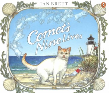 Comet's Nine Lives by Brett, Jan, Jan Brett (9780698118942) - PaperBack - Non-Fiction Animals