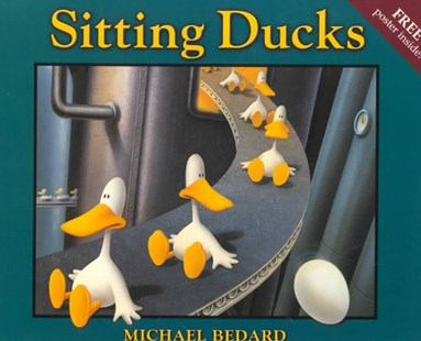 Sitting Ducks by Bedard, Michael, Michael Bedard (9780698118973) - PaperBack - Children's Fiction Intermediate (5-7)