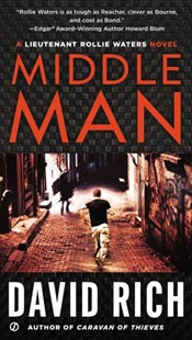 (ebook) Middle Man - Crime Mystery & Thriller