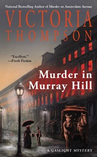 (ebook) Murder in Murray Hill - Crime Mystery & Thriller