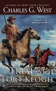 (ebook) Trial at Fort Keogh - Adventure Fiction Western